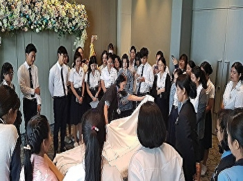 SSRUIC Tourism Management students explored real tourism industry at Novotel Bangkok Suvarnabhumi Airport