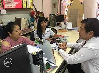 อาจารย์ประจำสาขาการจัดการท่องเที่ยวนิเทศก์นักศึกษาเตรียมฝึกประสบการณ์วิชาชีพ 2561