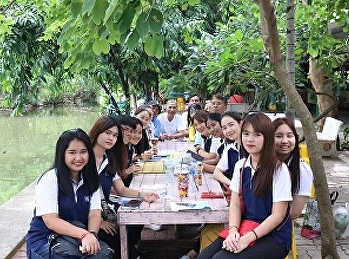 Tourism Management Lecturers and Students joined Fieldtrip to Bang Hua Suea Community in Samut Prakan Province