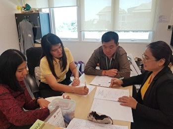 อาจารย์ประจำสาขาการจัดการท่องเที่ยวจัดประชุมอาจารย์ประจำหลักสูตรครั้งที่ 2 ประจำปีการศึกษา 2562