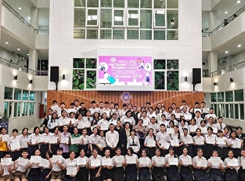 Students and Lecturers from Tourism Management organized Open House 2019 for High School Students Interested in Pursuing Tourism Management Bachelor Degree