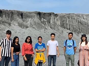 รวมรูปการเดินทางสู่จังหวัดชลบุรีของพวกเรา นักศึกษาสาขาการจัดการท่องเที่ยว วิทยาลัยนานาชาติ มรภ.สวนสุนันทา 2562