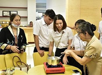 Thai Festival at International College, Suan Sunandha Rajabhat University