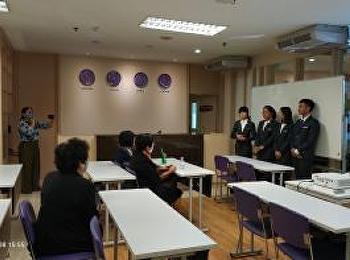 การตรวจประเมินคุณภาพการศึกษาภายใน มหาวิทยาลัยราชภัฎสวนสุนันทา