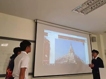 Tourist Guide Simulations for Tourism Management Students
