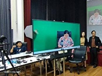 อาจารย์สาขาการจัดการท่องเที่ยวเข้าร่วมอบรมการผลิตสื่อการสอนออนไลน์ในโครงการ SSRU Next
